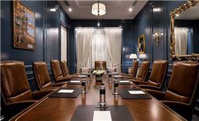 James Hanley Boardroom
